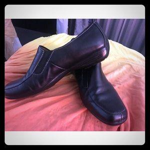 Naturalizer natural soul size 10 loafers black